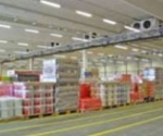 Търговски въздухоохладители Cu/Al