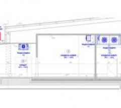 Живкови - Mc. Donald's - технически проект