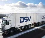 Logistic company DSV Road