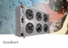 Blast freezer BC50