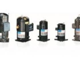 Refrigeration Scoll Compressors ZB, ZS, ZF