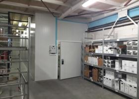Alexander Logistics - cold store